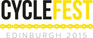 CycleFest Edinburgh logo