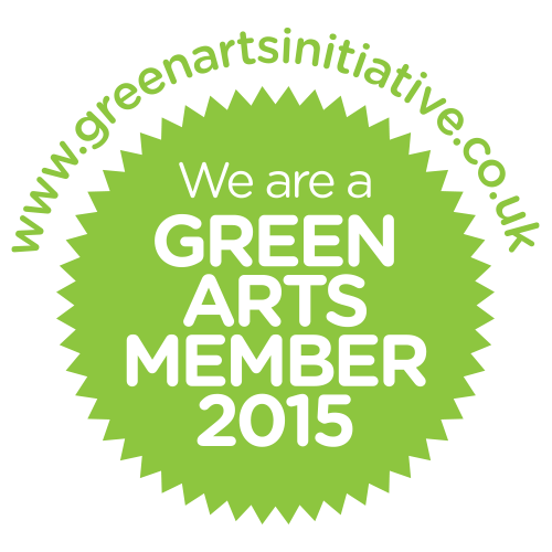 We are Green Arts 2015 members