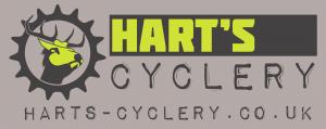 Hart's Cyclery logo